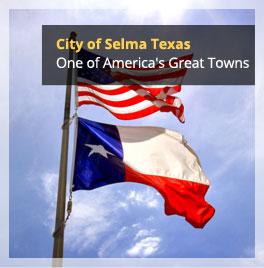Selma tx official website official website city of selma texas sciox Choice Image